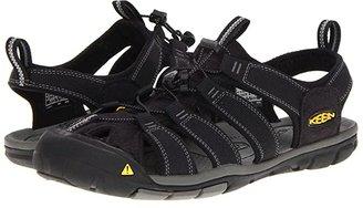 Keen Clearwater CNX (Black/Gargoyle) Men's Shoes