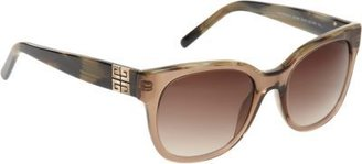 Givenchy Squared Cat Eye Frame Sunglasses