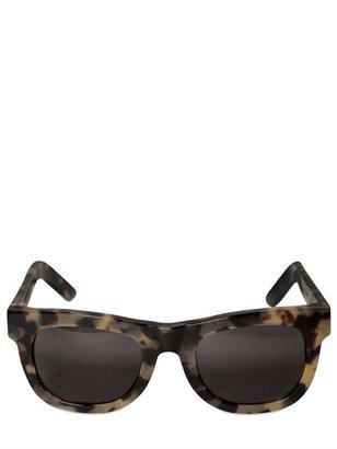 Super Ciccio Acetate Tortoise Sunglasses