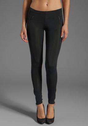 LnA Mara Zipper Legging
