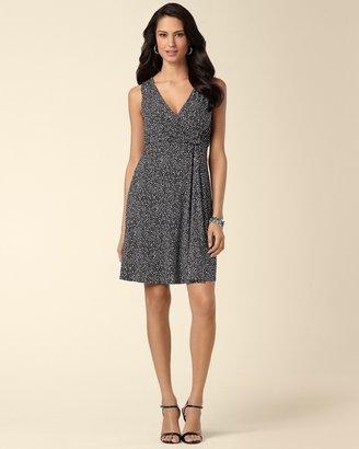 Soma Intimates Dainty Print Side Twist Dress