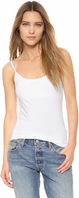 Splendid Cami Tank with Bra $54 thestylecure.com