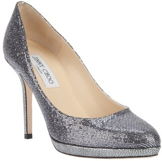 Jimmy Choo sequin stiletto