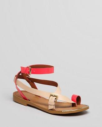 Boutique 9 Sandals - Pryalis Strappy Flat