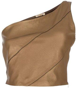 Beltrami Vintage one-shoulder top