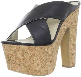 C Label Women's Christian-5 Platform Sandal