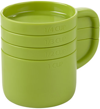 Umbra Cuppa Measuring Cups Green Set of 4
