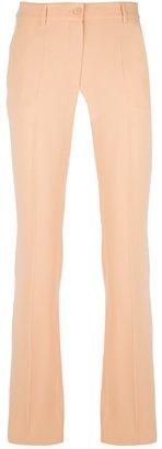 Moschino Straight leg trouser
