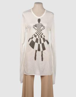 Gareth Pugh Long sleeve t-shirts