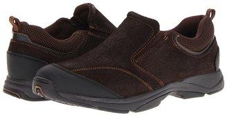 Rockport Dendro (Dark Brown Suede) - Footwear