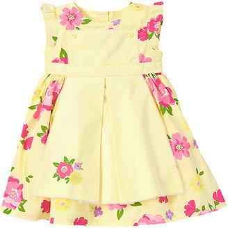 Gymboree Flower Apron Dress