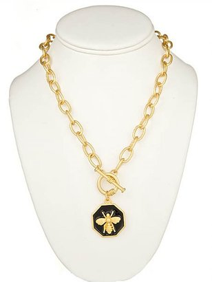 Fornash Bumble Bee Necklace