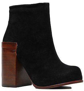 Jeffrey Campbell The Ramble Boot in Black Suede