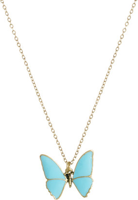 Cath Kidston Butterfly Necklace