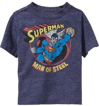Old Navy DC Comics Superman Tees for Baby