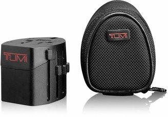 Tumi Travel Adaptor & Ballistic Case