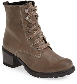 Women's Josef Seibel 'Holly 01' Leather Lace Up Boot $184.95 thestylecure.com