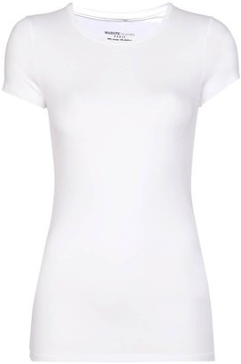 Majestic Filatures Soft Crew Neck T-Shirt