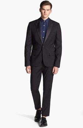 Topman Slim Fit Tuxedo Jacket