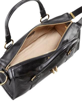 Marc Jacobs Fulton Top-Handle Bag, Black