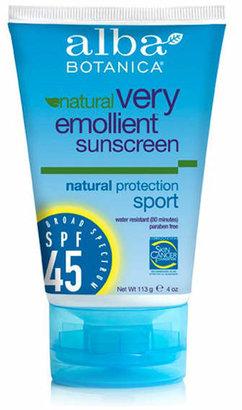 Alba SPF 45 Sport Sunscreen by 4oz Lotion)