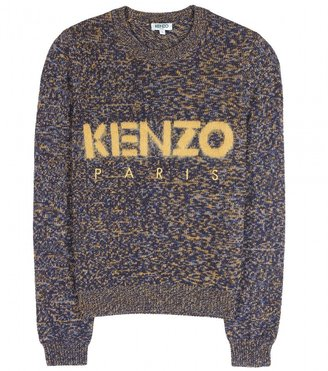 Kenzo KNIT PULLOVER WITH LOGO