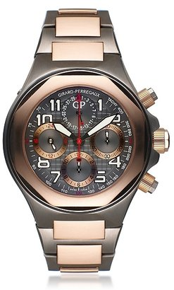 evo Girard-Perregaux Men's Laureato 3 Chronograph Watch