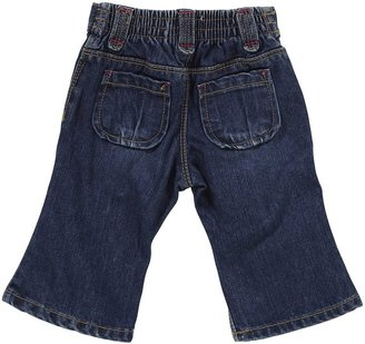 Osh Kosh Denim Pant w/Embroidery
