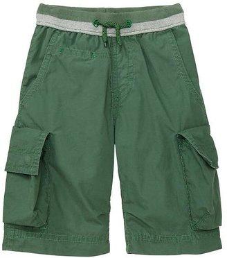 Gap Knit-waist cargo shorts