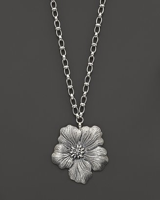"""Buccellati Blossom"""" Large Flower Chain Necklace, 28"""""""