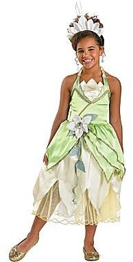 JCPenney The Princess & the Frog Deluxe Toddler/Child Costume