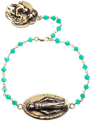 J. Dauphin Lightening Rosario bracelet