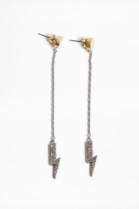 Zadig & Voltaire Cecilia Flash earrings