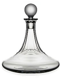 William Yeoward Iona 10 Ships Decanter with Stopper