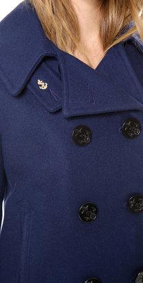 Gerald & Stewart by Fidelity Wool Pea Coat