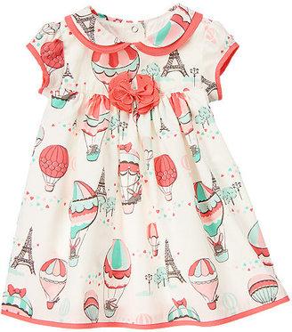 Gymboree Balloon Bunny Collar Dress