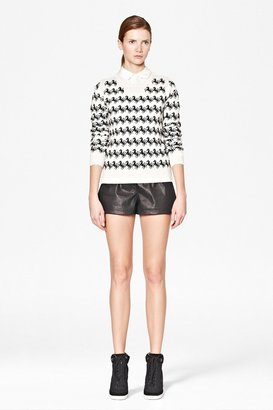 French Connection Judy Jegs Printed Shorts
