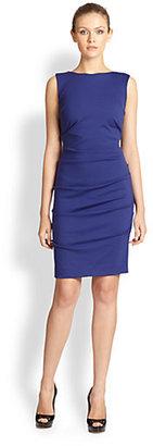 Nicole Miller Ponte Tank Dress