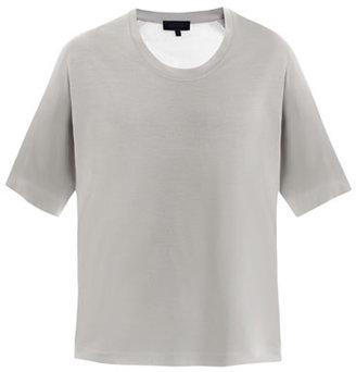 Lanvin Contrast back T-shirt