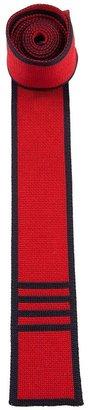 Thom Browne stripe scarf