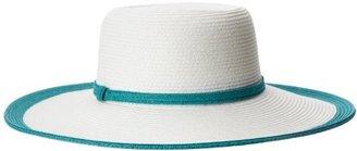 San Diego Hat Company San Diego Hat Women's Striped Floppy Hat