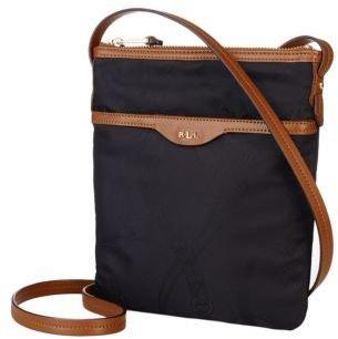 Lauren Ralph Lauren Cavalry Nylon Crossbody Bag