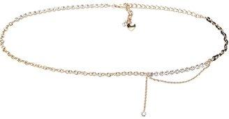 Dolce & Gabbana multi chain necklace