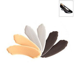 Foot Petals Heavenly Heelz 3-Pack