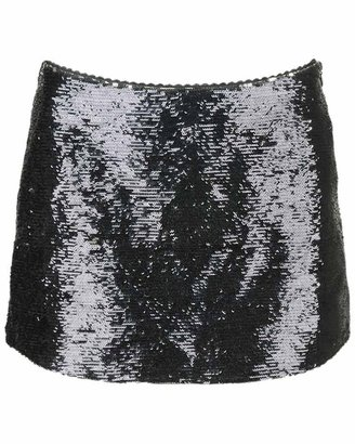 Forever 21 Sequin Extravaganza Skirt