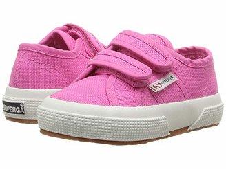 Superga 2750 JVEL Classic (Toddler/Little Kid) (Fuxia) Girls Shoes