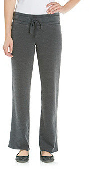Calvin Klein Distressed Fleece Drawstring Pant