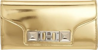 Proenza Schouler PS11 Continental Wallet Leather