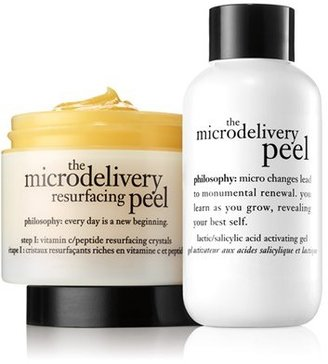 Philosophy 'The Microdelivery' Peel Kit $72 thestylecure.com