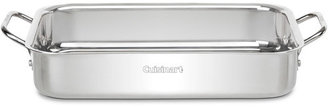 """Cuisinart Chef's Classic Stainless 13.5"""" Lasagna Pan"""
